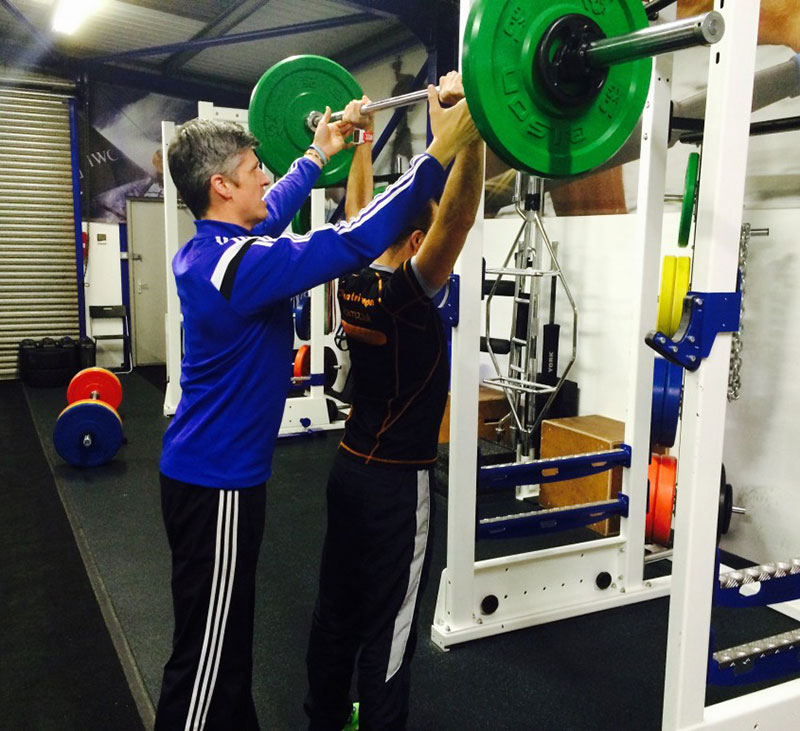 Weight Lifting - Personal Trainer - Pinnacle Performance - Hamble, Southampton