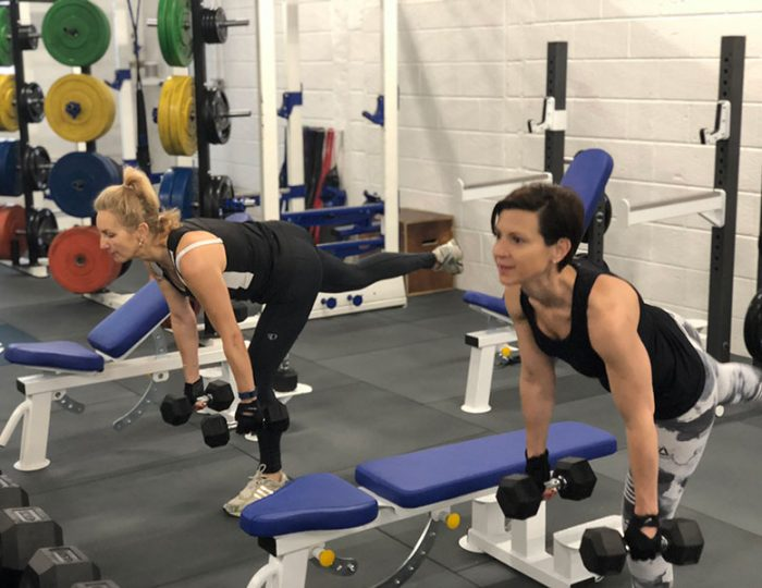personal training in hamble