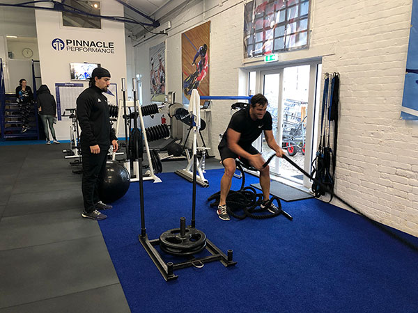 Conditioning Training - Personal Trainer - Pinnacle Performance - Hamble, Southampton