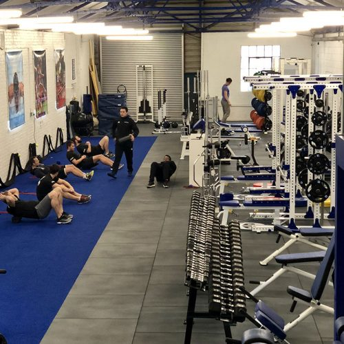 Team Training in Hamble - Pinnacle Performance Gym - Southampton