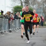 Stubbington 10k Finish