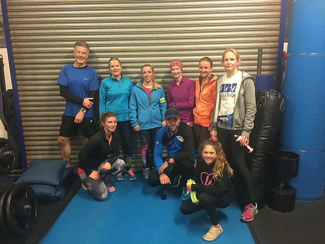 Running Club in Hamble