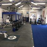 Gym full length